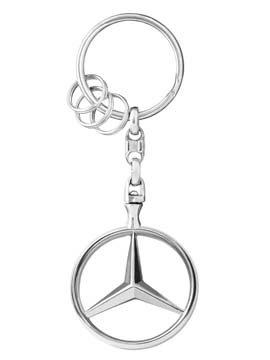 Mercedes-Benz Bruxelles Ciondolo portachiavi