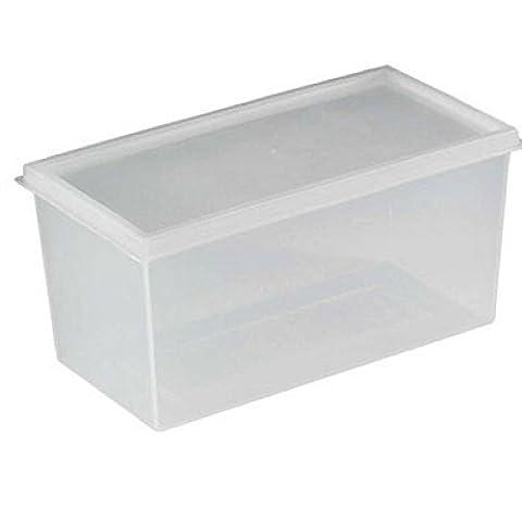 Cream Cracker Storage Box - Air Tight - (Tupperware Style) Designed to hold leading brand.
