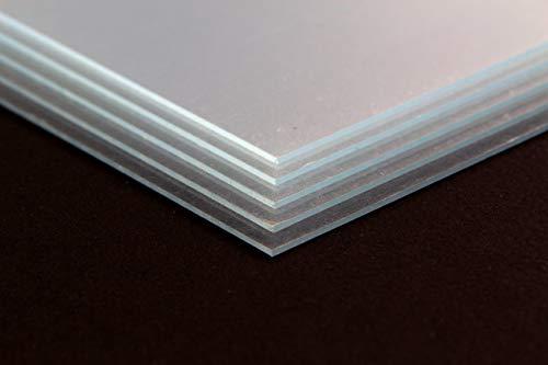myposterframe Glasplatte Acrylglas matt 60 x 120 cm Scheibe Größenwahl Mengenrabatt 120 x 60 cm Hier: Acrylglas antireflex 2mm
