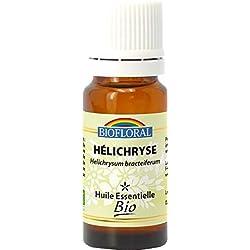 Biofloral - Huile Essentielle Bio de Hélichryse 10Ml