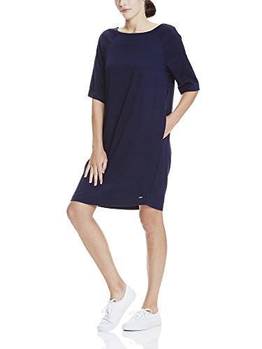 Bench Raglan Dress, Robe Femme Blau (MARITIME BLUE BL11213)