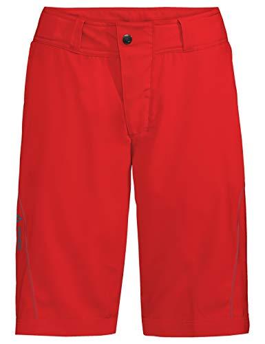 Vaude Damen Ledro Shorts für den Radsport Hose Magma 42