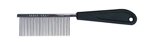 Artikelbild: Resco Professional Anti-Static Best Cat Comb for Grooming, Fine Pin Spacing by Resco