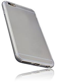 mumbi Hülle kompatibel mit iPhone 6 Plus / 6s Plus Handy Case Handyhülle, transparent weiss (B00PHVN342) | Amazon price tracker / tracking, Amazon price history charts, Amazon price watches, Amazon price drop alerts