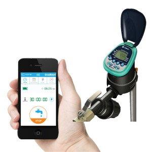 Galleria fotografica Galcon Bluetooth controllo dispositivo N. Gc 7101bt, funzionamento con 9V e Bluetooth