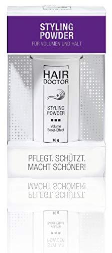 Hair Doctor Styling Powder Haarpuder für perfektes Volumen, 1er Pack (1 x 10 ml)