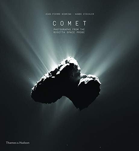 Comet: Photographs from the Rosetta Space Probe -