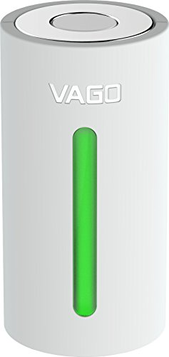 DGL VAGO Organizador para Maletas, 7 cm, Blanco (Weiß)