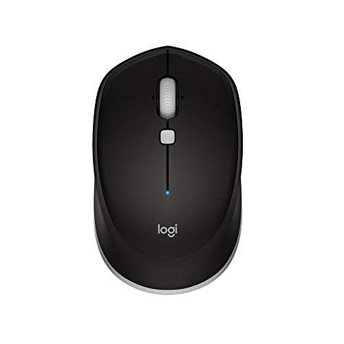 Logitech M337 Bluetooth Compact Mouse (Black)
