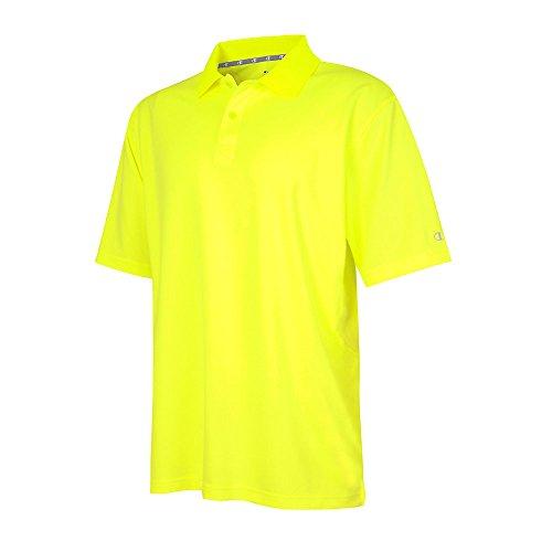 ChampionHerren Poloshirt Grün (Safety Green)