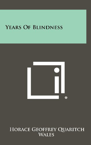 Years of Blindness