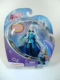"Winx 3.75"" Action Dolls Trix Collection - Icy"