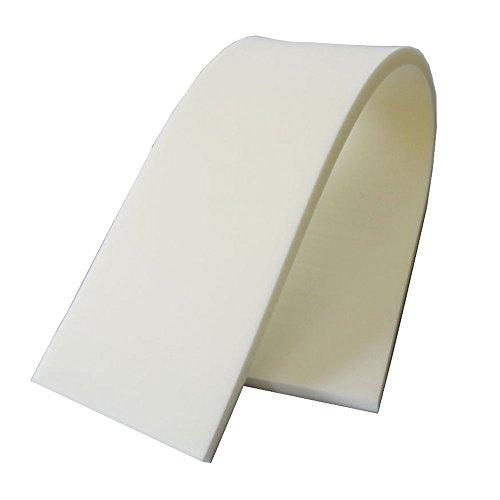 FTM Schaumstoff 200cm x 40cm x 4cm Schaumstoffmatte Schaumstoffpolster Schaumstoffplatte für...