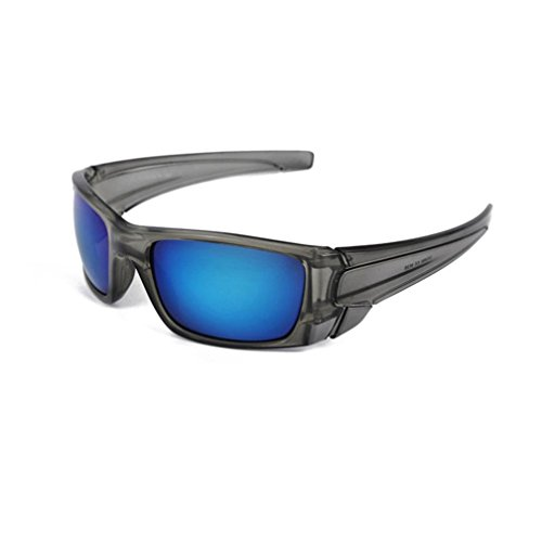 sunshineBoby Herren Sonnenbrillen Radfahren Fahren Reiten Schutzbrille Outdoor Sports Eyewear--Damen und Herren Polarisierte Medium / groß ÜBERBRILLE Das Fit über Brillen. Sonnenüberbrille für Fahrrad (Mehrfarbig G)