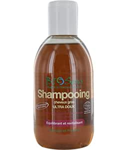 Biosens Shampoing ultra doux cheveux gras ou mixtes Cèdre Ciste 300ml