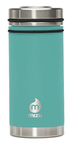 Preisvergleich Produktbild MIZU V5 Isolierbecher mit Schraubdeckel 500 ml - 17 oz Enduro Spearmint