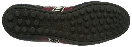 Bikkembergs 641022, Sneakers basses mixte adulte Bleu - Bleu