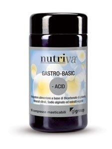 GASTRO-BASIC ACID Cabassi&Giurati 60 compresse masticabili