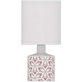 De Céramique40 WBordeauØ GisèleDécorative Chevet Lampe qGzUpSMLV
