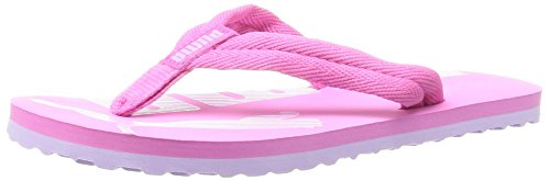 Puma Epic Flip v2 Jr, Unisex-Kinder Zehentrenner, Pink (phlox pink-orchid bloom 04), 35.5 EU (3 Kinder UK)