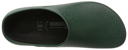 Birkenstock Classic Super Birki Unisex-Erwachsene Clogs Grün (Green)
