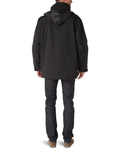 Schott Nyc 94231 - Manteau - Teddy - Manches longues - Homme Noir
