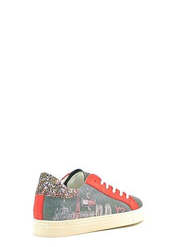 Ynot W16-FYW302+APARWD Sneakers Donna Rossa