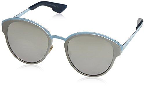 Dior Damen DIORSUN 96 RCV Sonnenbrille, Blau (Mttsilv Bluette/Lt Grey Slvsp Sf), 52
