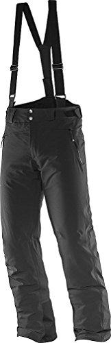 Salomon Iceglory M - Pantalone da sci da Uomo, colore Nero, taglia XS / L