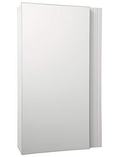 Croydex-Armario de 1Puerta Armario, Color Blanco