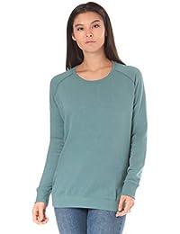 Lakeville Mountain Damen-Pullover SOFANIA – Elegantes Sweatshirt    Langarm-Oberteil in Regular Fit 827c4a9c30