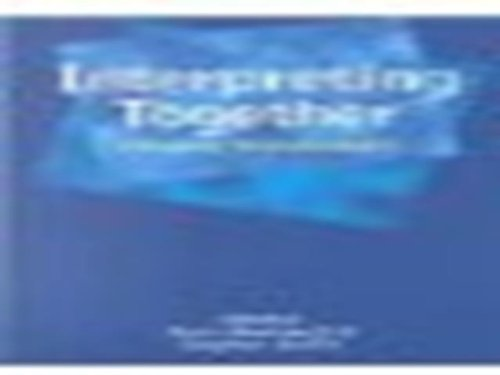 Interpreting Together: Essays in Hermeneutics