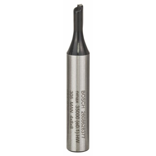 Bosch Zubehör 2608628377 Nutfräser 8 mm, D1 4 mm, L 8 mm, G 51 mm