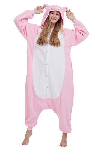 Halloween-kostüm Schwein bei Kostumeh.de