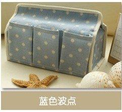 COLLECTOR Nordico originale panno high-end libro scatola scatole con funzione di casella deposito asciugamano carta velina,Blu pavone