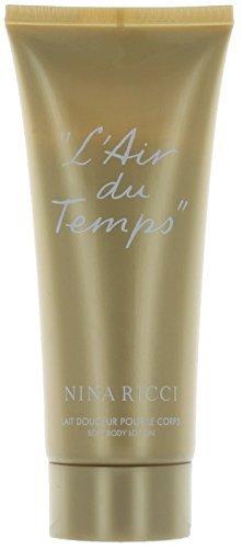 Nina Ricci L'air Du Temps ~ Soft Body Lotion for Women, 3.4 Oz. by Nina Ricci