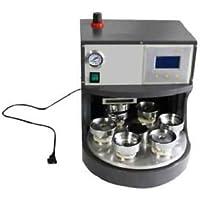 Automático botón de alta eficiencia eléctrica redonda Badge Panificadora 1 ...