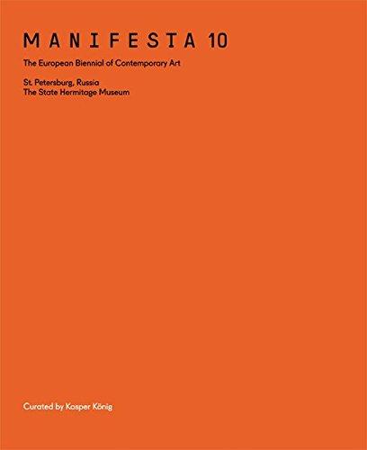 Manifesta 10: State Hermitage Museum St. Petersburg, 29.06. - 31.10.2014