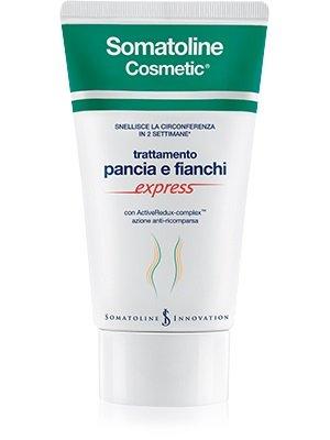 Somatoline Cosmetic Snellente Pancia e Fianchi Express - 250 ml