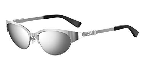 Moschino Sonnenbrillen MOS039/S Palladium/Grey Damenbrillen