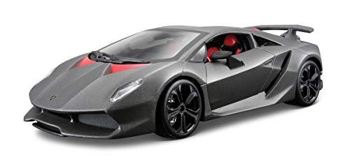 Titel: Bburago 15621061 - Star 1:24 Lamborghini Sesto Elemento, grau metallic
