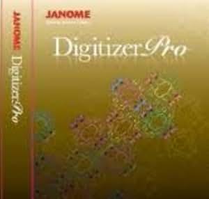 Logiciel Janome Digitizer Pro Version 3