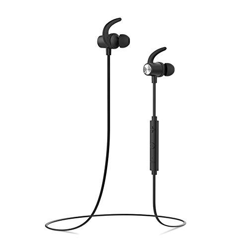 Auriculares Inalámbricos dodocool Cascos Wireless magnéticos y Deportivos, Auriculares Bluetooth 4.1 para Running (Resistentes al Sudor, micrófono, CVC 6.0 Cancelación de Ruido)