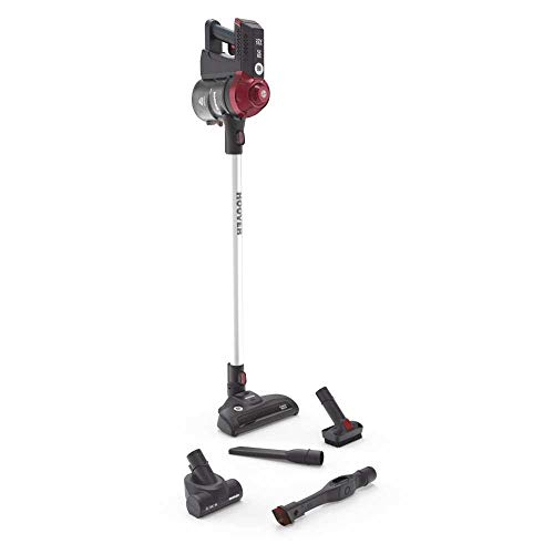 Hoover Freedom FD22RP011- Aspiradora escoba sin cable, batería ion litio 22V, cepillo...