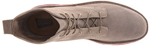 Clarks Mens Desert Mali Chukka Boot Taupe Distressed