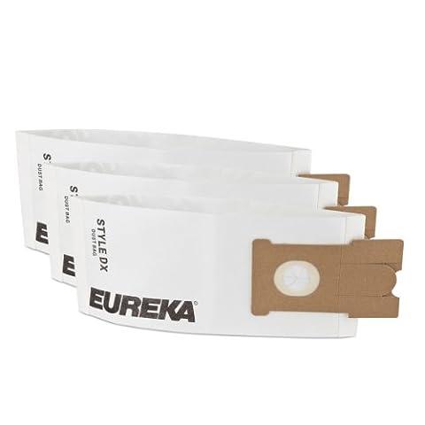 Genuine Eureka DX Vacuum Bag 61525 - 3 bags by Eureka