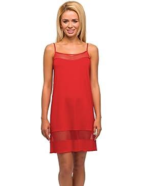 Merry Style Camicia da Notte Donna Modello 519