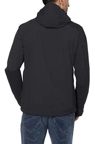 VAUDE Herren Men's Escape Light Jacket Jacke Jacke Escape Light Jacket, Black, 48 (Herstellergröße: S) - 4