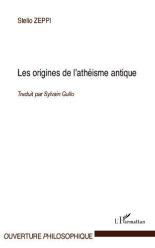 Les origines l'athéisme