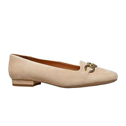 Van Dal Natick, Damen Ballerina , beige - nude - Größe: 39